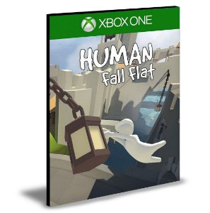 Human Fall Flat  Português - Xbox One  Mídia Digital