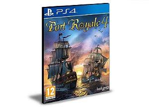 Port Royale 4  Ps4 e Ps5  Psn  Mídia Digital