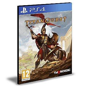 Titan Quest  PS4 e PS5  PSN  MÍDIA DIGITAL
