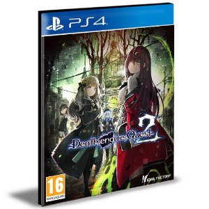 Death end reQuest 2 PS4 e PS5 PSN MÍDIA DIGITAL