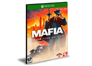 Mafia Definitive Edition  Xbox One  MÍDIA DIGITAL