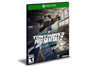 Tony Hawk's Pro Skater 1 + 2  Xbox One e Xbox Series X|S MÍDIA DIGITAL