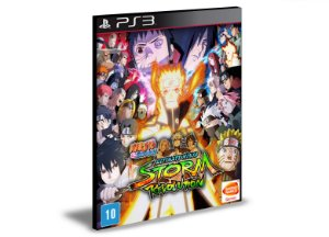 NARUTO SHIPPUDEN Ultimate Ninja STORM Revolution Ps3  - Psn  Mídia Digital