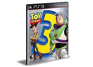 Toy Story 3 Ps3 Mídia Digital
