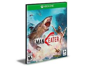 Maneater  Xbox One e Xbox Series X|S  Mídia Digital