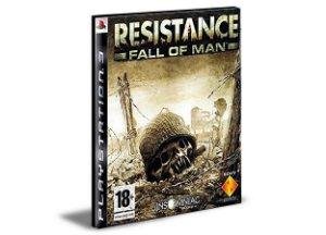 Resistance Fall Of Man Ps3 | Psn | Mídia Digital