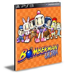 Bomberman Ultra Ps3 Psn Mídia Digital