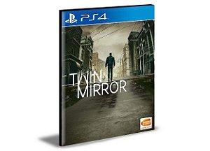 Twin Mirror Ps4 e Ps5 Psn  Mídia Digital