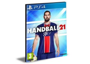 Handebol 21 Ps4 e Ps5 Psn Mídia Digital