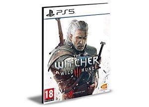 The Witcher 3  Wild Hunt Português Ps5 Psn Mídia Digital