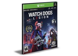 Watch Dogs Legion  Xbox Series X|S  Mídia Digital