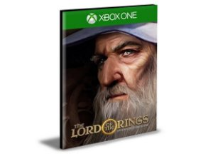The Lord of the Rings Adventure Card Game Definitive Edition Xbox One Mídia Digital