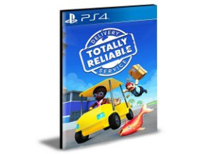 Totally Reliable Delivery Service Ps4 e Ps5 Psn  Mídia Digital