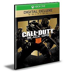 Call of Duty Black Ops 4 Digital Deluxe Português Xbox One e Xbox Series X|S MÍDIA DIGITAL