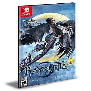 Bayonetta 2 NINTENDO SWITCH Mídia Digital