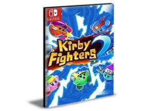 Kirby Fighters 2 NINTENDO SWITCH Mídia Digital