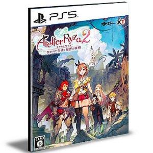 Atelier Ryza 2 Lost Legends & the Secret Fairy PS5 Mídia Digital