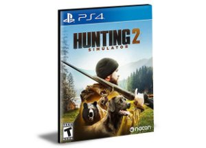 Hunting Simulator 2 PS4 PSN MÍDIA DIGITAL