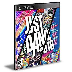 Coleção Just Dance 2015, 2016 E 2017 Ps3 Psn Mídia Digital