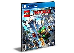 Lego Ninjago O Filme Video Game PS4 e PS5 MÍDIA DIGITAL