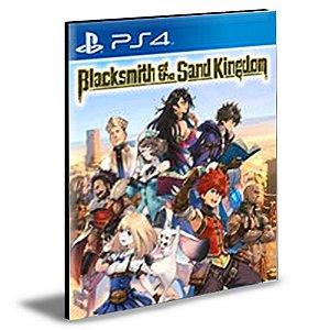 Blacksmith of the Sand Kingdom Ps4 e PS5 Mídia Digital