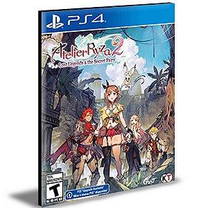 Atelier Ryza 2 Lost Legends & the Secret Fairy PS4 Mídia Digital