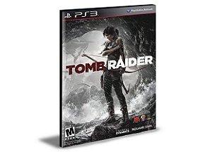 Tomb Raider PS3 PSN MÍDIA DIGITAL