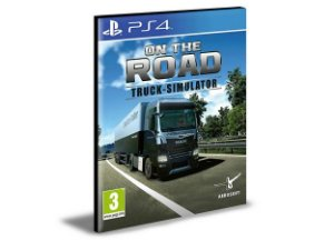 On the road Ps4 e Ps5 Psn  Português  Mídia Digital