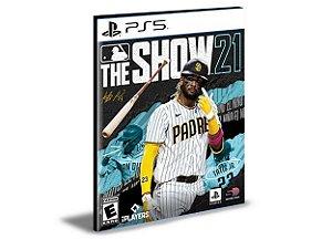 MLB THE SHOW 21 PS5 PSN MÍDIA DIGITAL