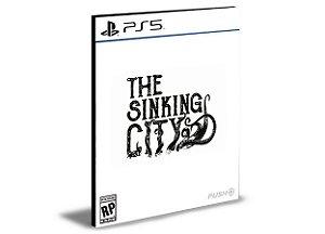 The Sinking City Português PS5 PSN MÍDIA DIGITAL