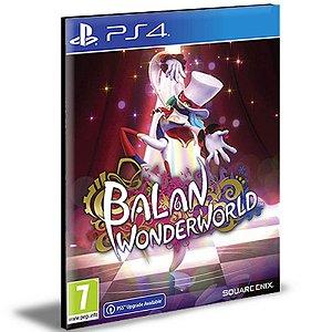 BALAN WONDERWORLD Ps4 Português Psn Mídia Digital