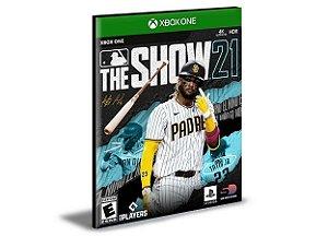 MLB The Show 21 XBOX ONE Mídia Digital