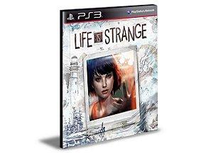 Life Is Strange Ps3 Psn Mídia Digital