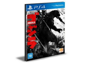 Godzilla Ps4 e Ps5 - Psn Mídia Digital