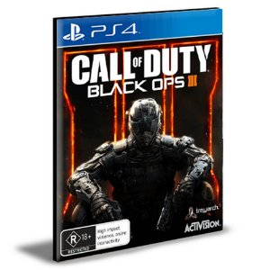 Call Of Duty Black Ops 3  Português  Ps4 e Ps5 Psn Mídia Digital