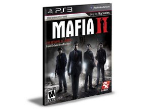 MAFIA 2 PS3 PSN  Mídia Digital
