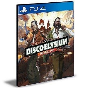 Disco Elysium The Final Cut PS4 e PS5 PSN MÍDIA DIGITAL