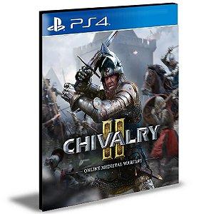 Chivalry 2 Ps4 Psn Mídia Digital