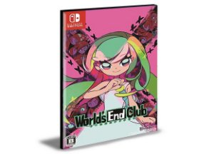World's End Club Português Nintendo Switch Mídia Digital