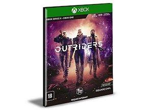 Outriders Português Xbox One e Xbox Series X|S Mídia Digital