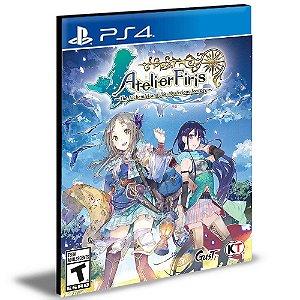 Atelier Firis The Alchemist and the Mysterious Journey DX Ps4 e Ps5 Psn  Mídia Digital