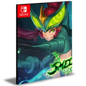 Smelter Nintendo Switch Mídia Digital