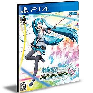 Hatsune Miku Project DIVA Future Tone Bundle  PS4 e PS5 Psn  Mídia Digital