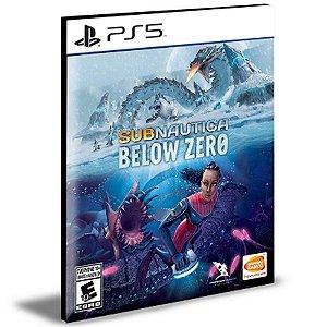 Subnautica Below Zero Ps5 Psn Mídia Digital