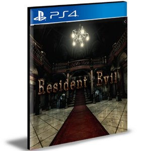 RESIDENT EVIL PS4 e PS5 PSN  MÍDIA DIGITAL