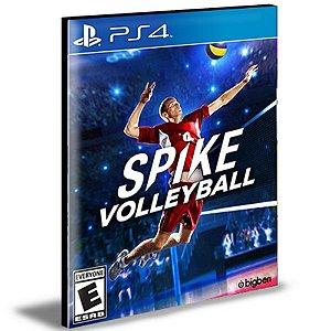 Spike Volleyball Português Ps4 e Ps5 Psn Mídia Digital
