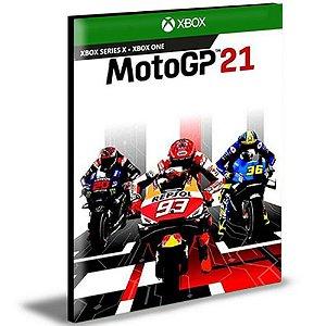 MotoGp 21 Português Xbox One e Xbox Series X|S  Mídia Digital