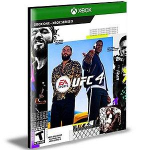 UFC 4 Xbox One e Xbox Series X|S Mídia Digital