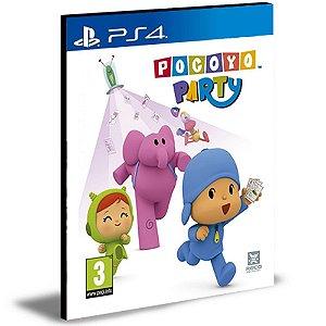 POCOYO PARTY Ps4 e Ps5 Psn Mídia Digital