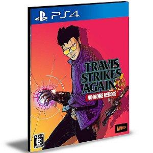 Travis Strikes Again No More Heroes Complete Edition | Ps4 | Psn | Mídia Digital